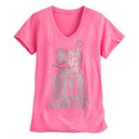 Mickey Mouse Rock 'n Roller Coaster Tee for Women
