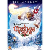 Image of Disney's A Christmas Carol DVD # 1