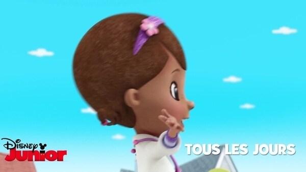 Tous les jours sur Disney Junior