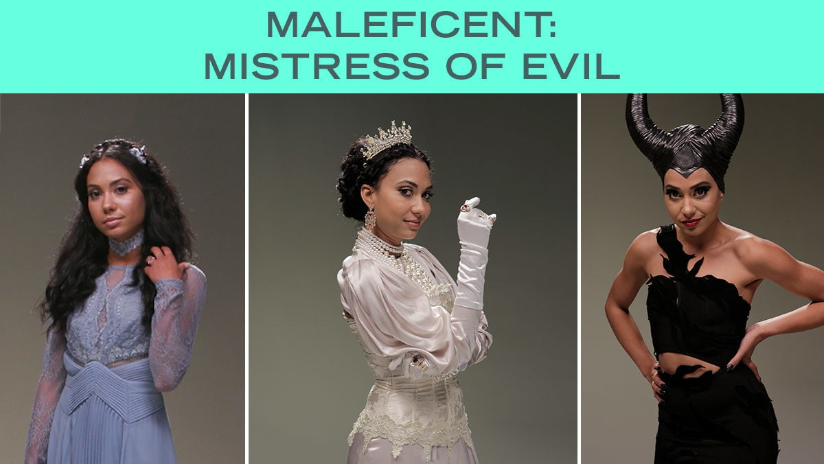 Disney's Maleficent: Mistress of Evil Transformation Time-Lapse | Beauty by Disney Style