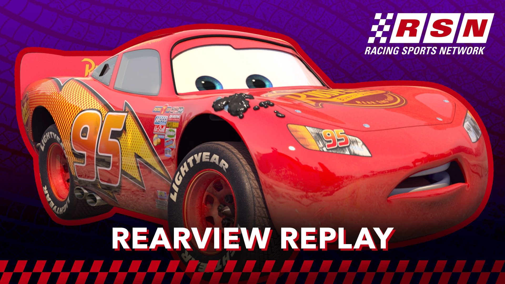 Rearview Replay: Paving the Road   Racing Sports Network by Disney•Pixar Cars