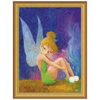Image of Tinker Bell ''Tink Sitting'' Giclée by Randy Noble # 8
