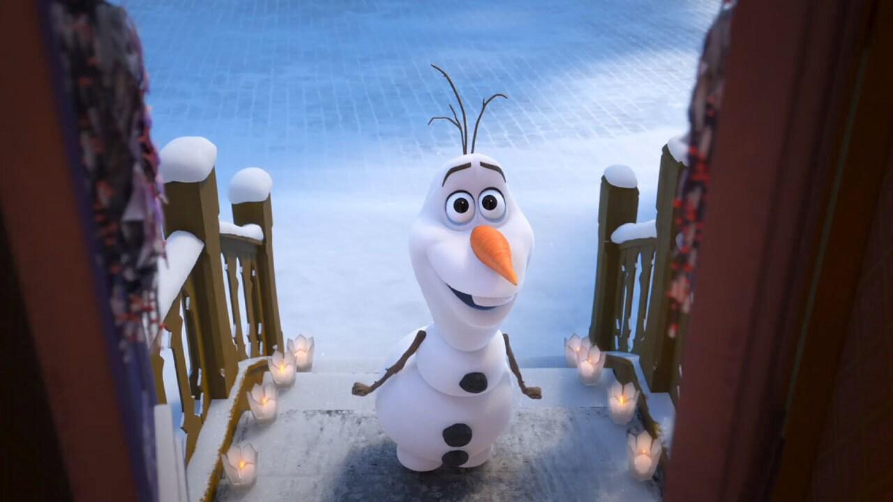 Przygoda Olafa - zwiastun