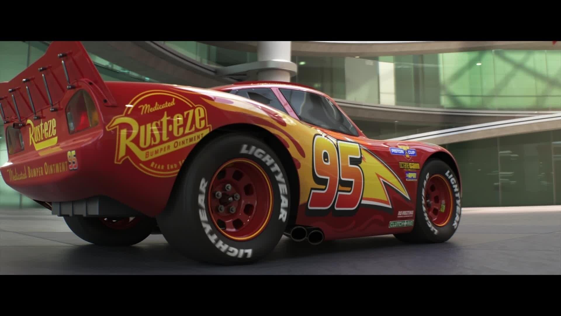 Cars 3 - Premières images