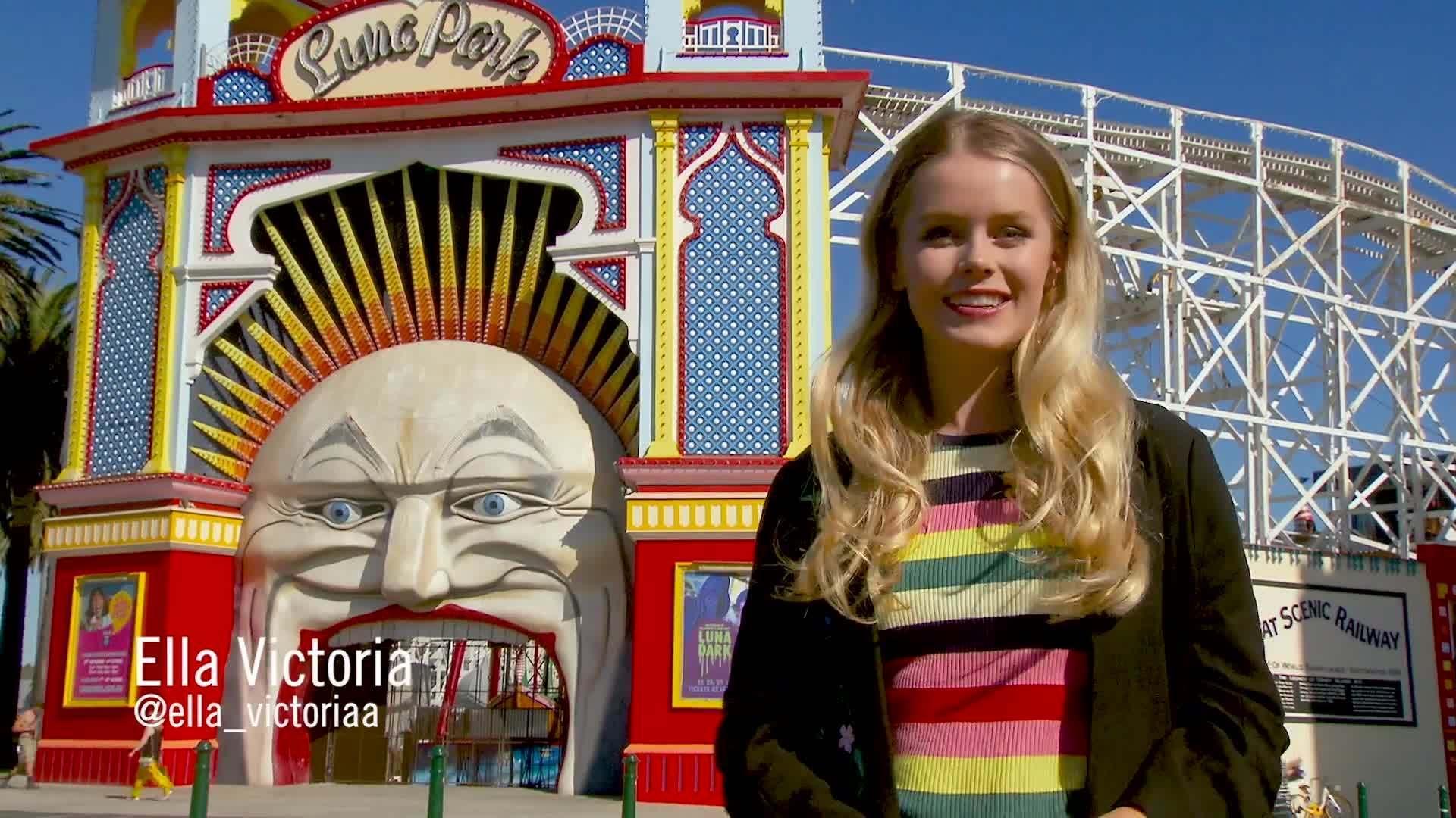 Ella Victoria Explores Australia | Destination: Disney Style