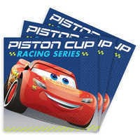 Image of Cars 3 Beverage Napkins # 1