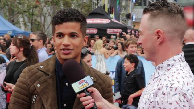 Jordan Fisher at the 2015 RDMAs | Disney Playlist