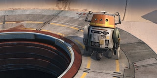 "Star Wars Rebels: ""Chopper Unleashed"""