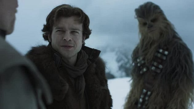Solo: A Star Wars Story - Teaser Trailer