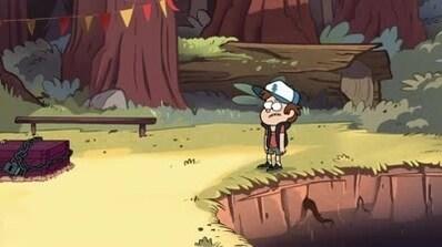 Willkommen in Gravity Falls - Das Loch ohne Boden