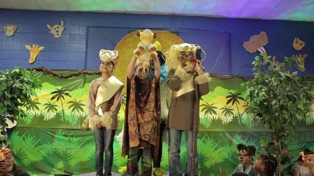 Disney Musicals in Schools – Las Vegas