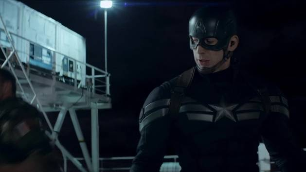 Marvel's Captain America: The Winter Soldier - De eerste 4 minuten