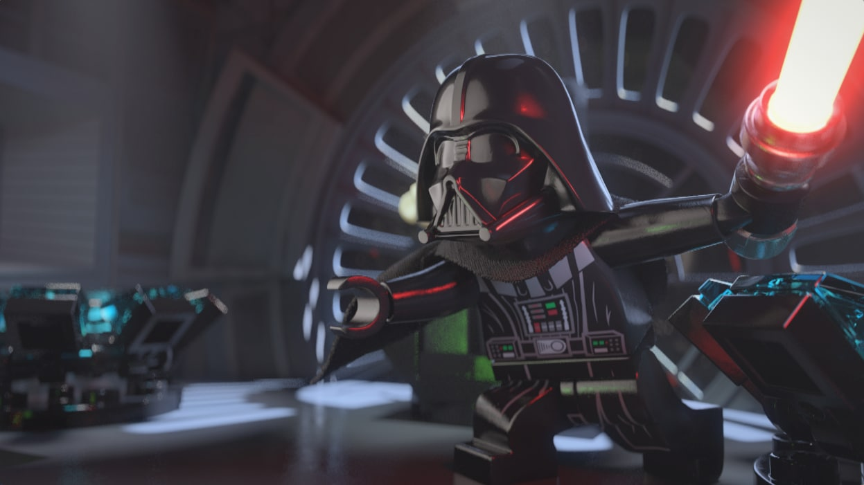 LEGO Star Wars – Mini movie 2015 - Episódio 8: Duelo final