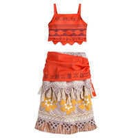 Image of Moana Costume for Kids # 6