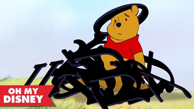 "Winnie the Pooh ""Oh, Bother"" Supercut - OMD"