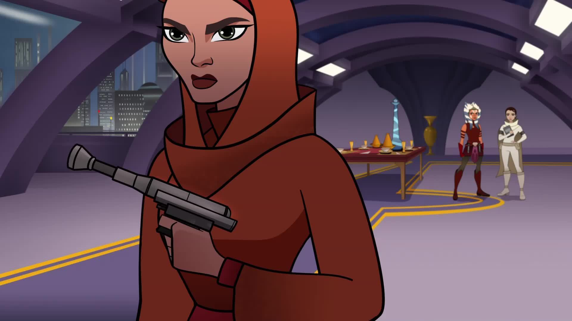 Star Wars Forces of Destiny   The Imposter Inside