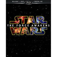 Image of Star Wars: The Force Awakens Blu-ray Combo Pack # 1