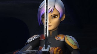 Tiya Sircar on Sabine's Star Wars Rebels Journey