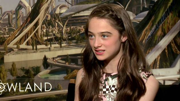 Tomorrowland Interviews - Radio Disney