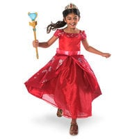Image of Elena of Avalor Deluxe Costume for Kids # 2