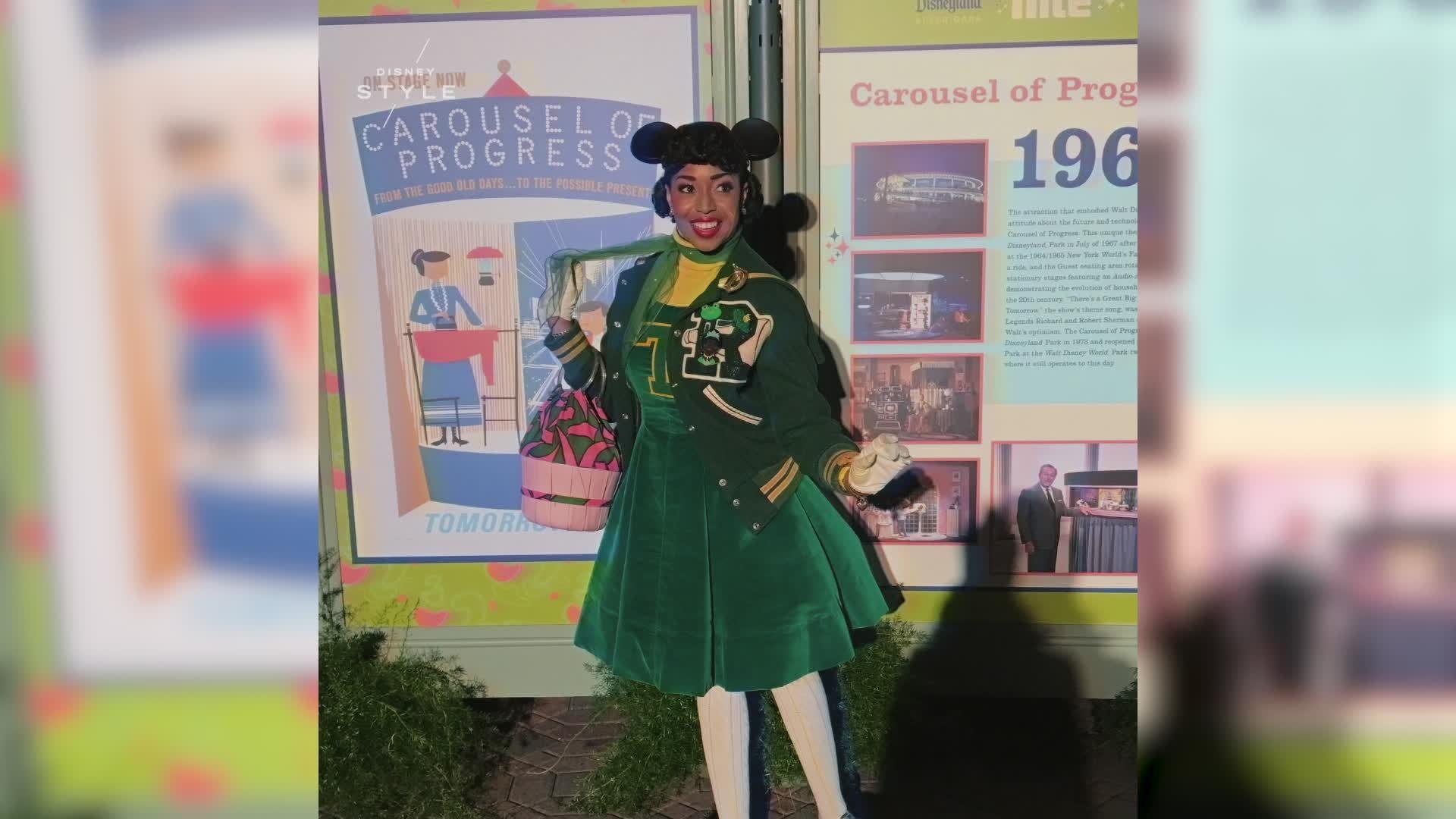 Best Dressed From Disneyland After Dark: Throwback Nite | Disney Style