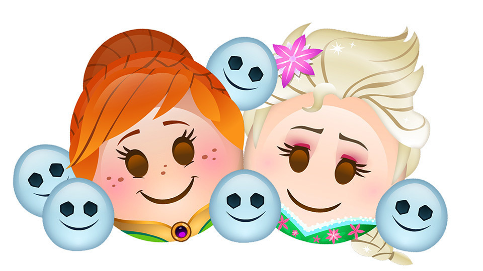 Frozen Fever as Told By Emoji