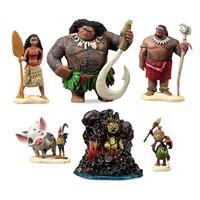 Image of Disney Moana Figure Play Set # 1