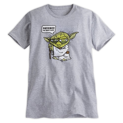 Yoda Tee for Adults   shopDisney