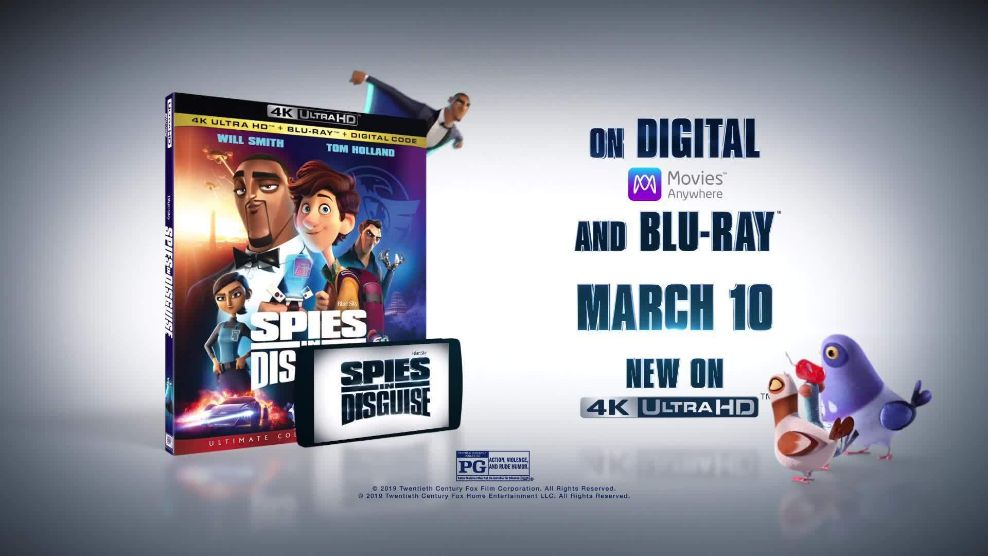On Digital & Blu-ray