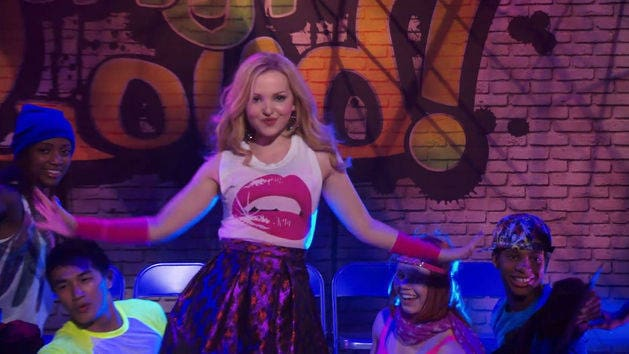 A final de Sing it Loud – Liv e Maddie