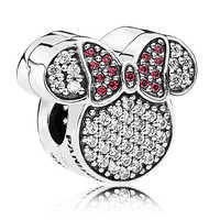 Image of Minnie Mouse Ears Clip by Pandora Jewelry # 1