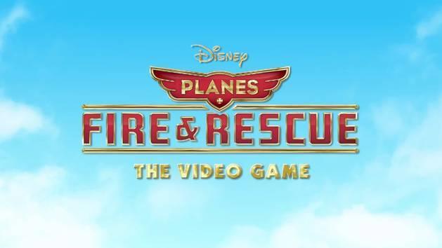 Disney Planes: Fire & Rescue The Video Game - Trailer