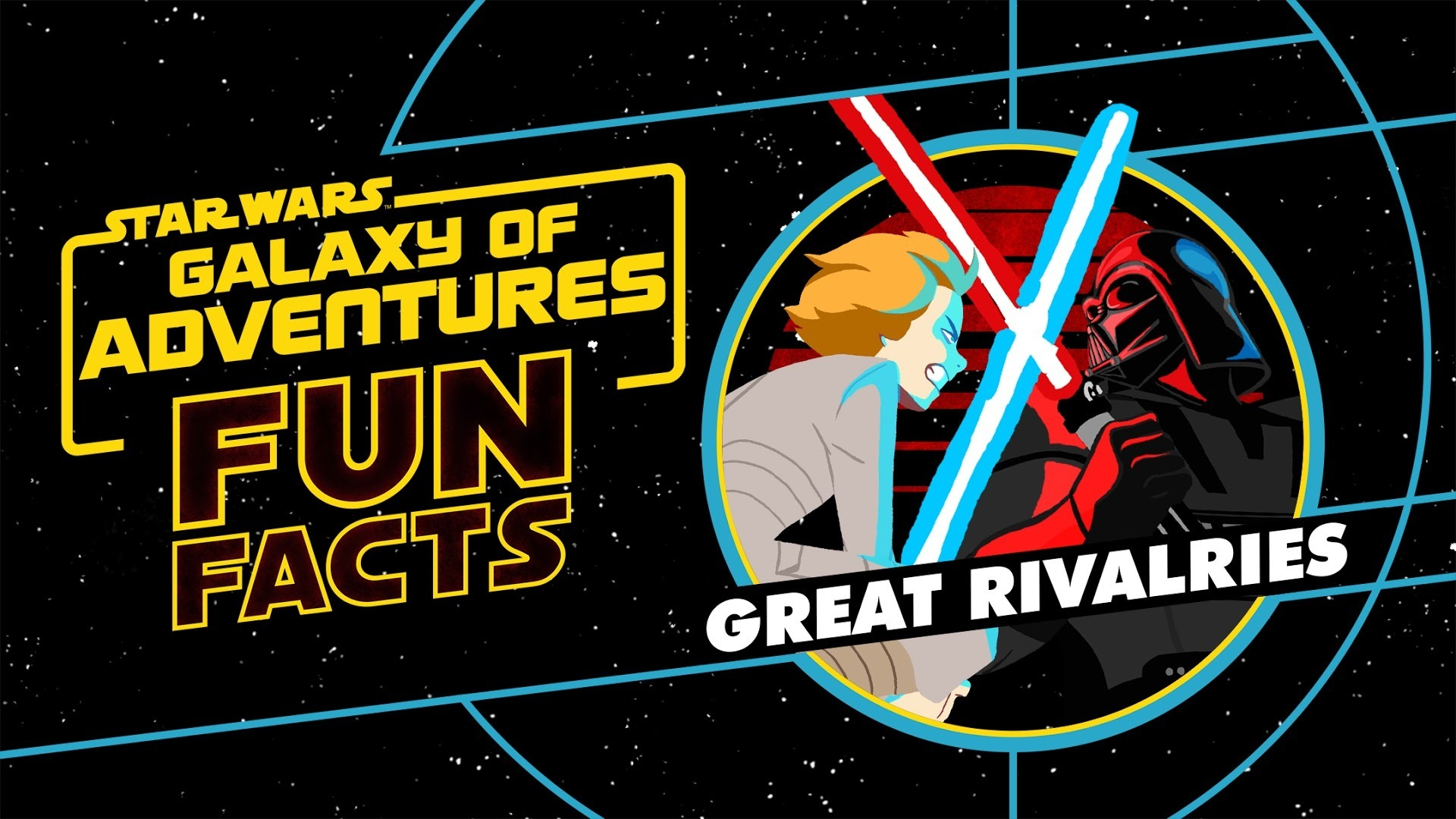 Great Rivalries | Star Wars Galaxy of Adventures Fun Facts