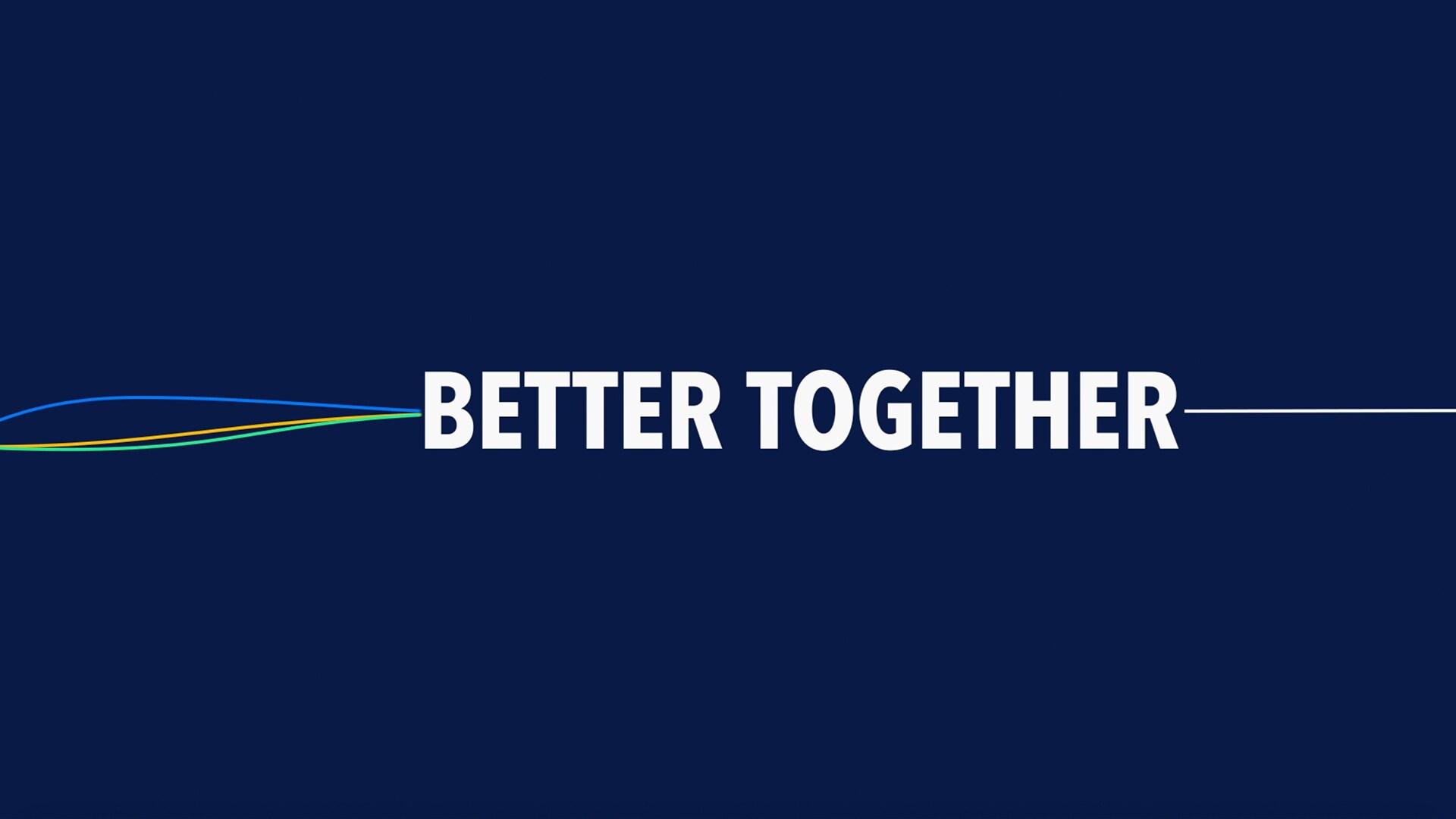 Better Together | Disney+ | Hulu | ESPN+