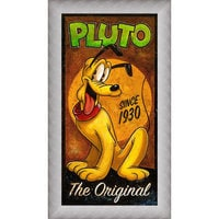 Image of ''Pluto the Original'' Giclée by Darren Wilson # 9