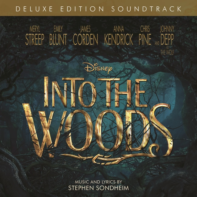 Into the Woods: Deluxe Edition Soundtrack