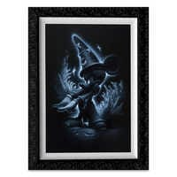 Image of ''Sorcerer Mickey'' Giclée by Noah # 1