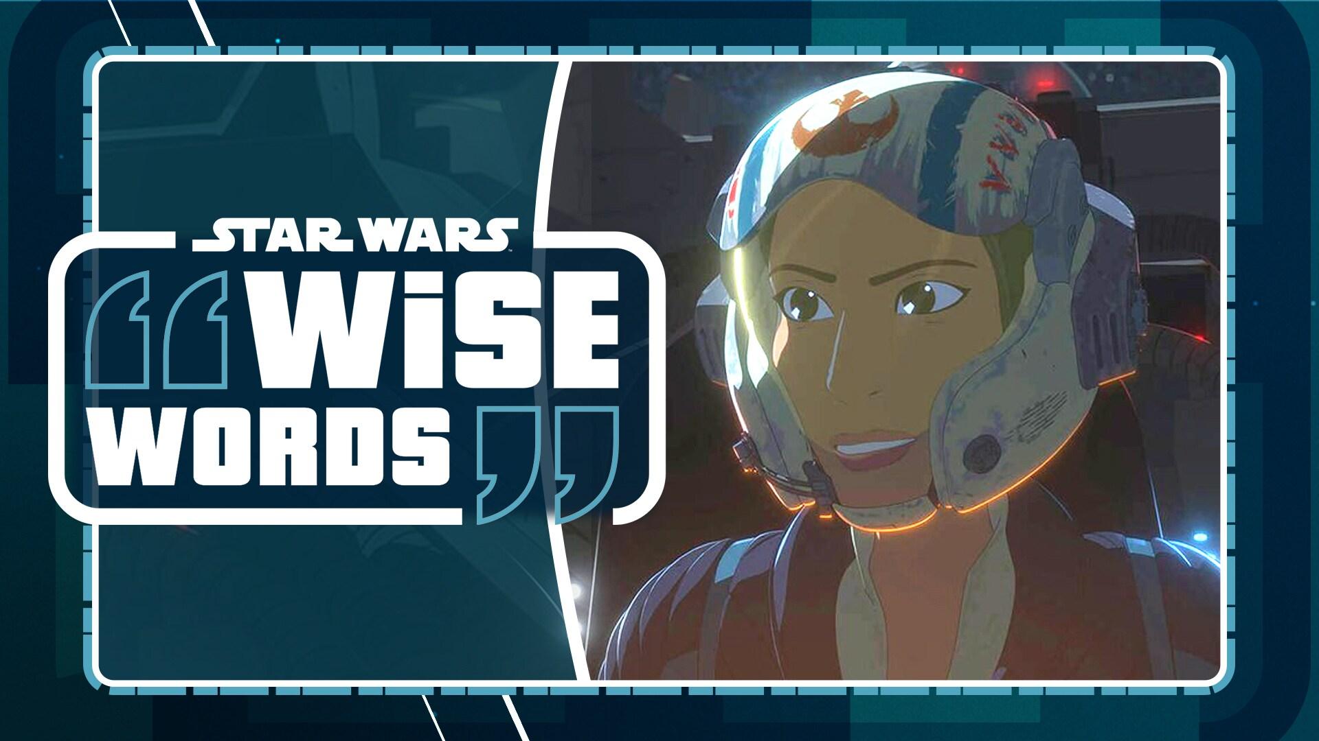 Venisa Doza | Star Wars Wise Words