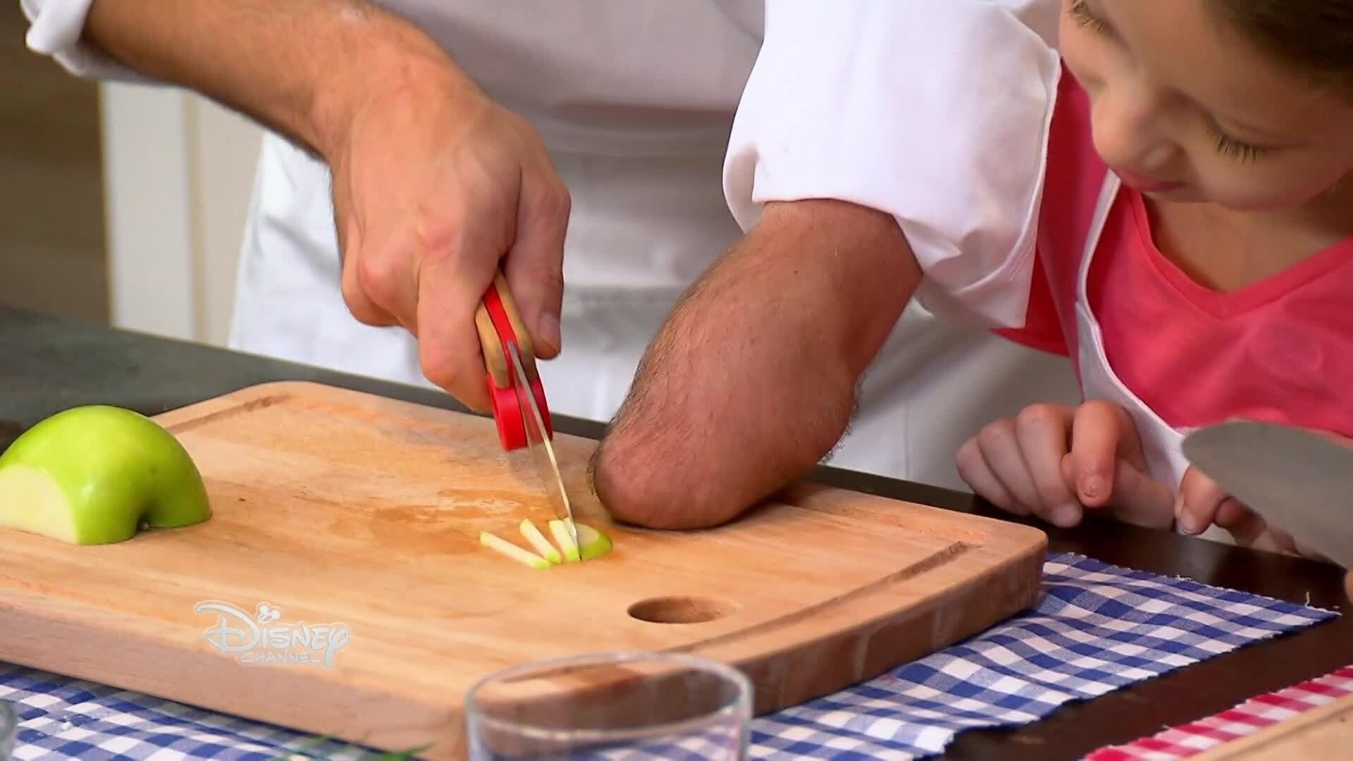 Le cheese cake salé d'Amir et Rima - Chez Rémy Tout Le Monde Peut Cuisiner - Partie 2