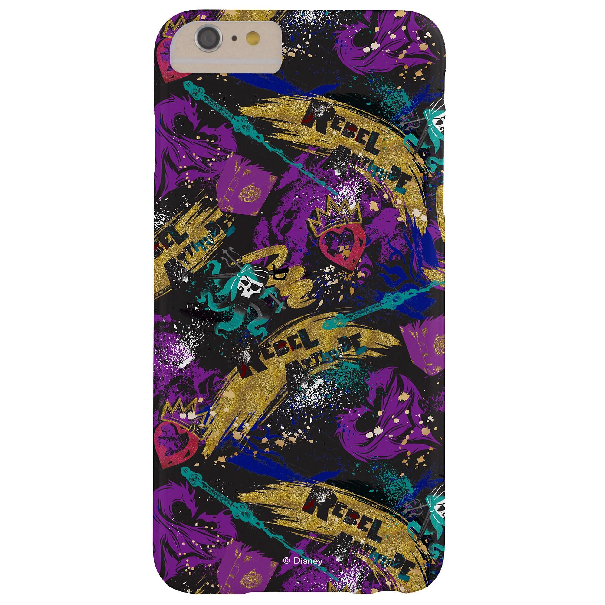 Descendants 2 Rebel Attitude iPhone 7/6/6S Plus Case - Customizable
