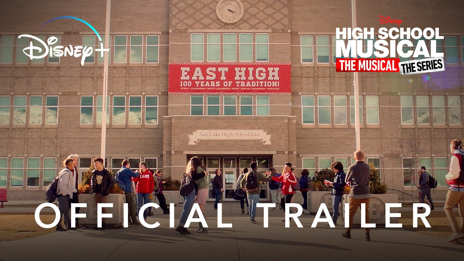 High School Musical: The Musical: The Series– Official Trailer #2 | Disney+ | Streaming Nov. 12