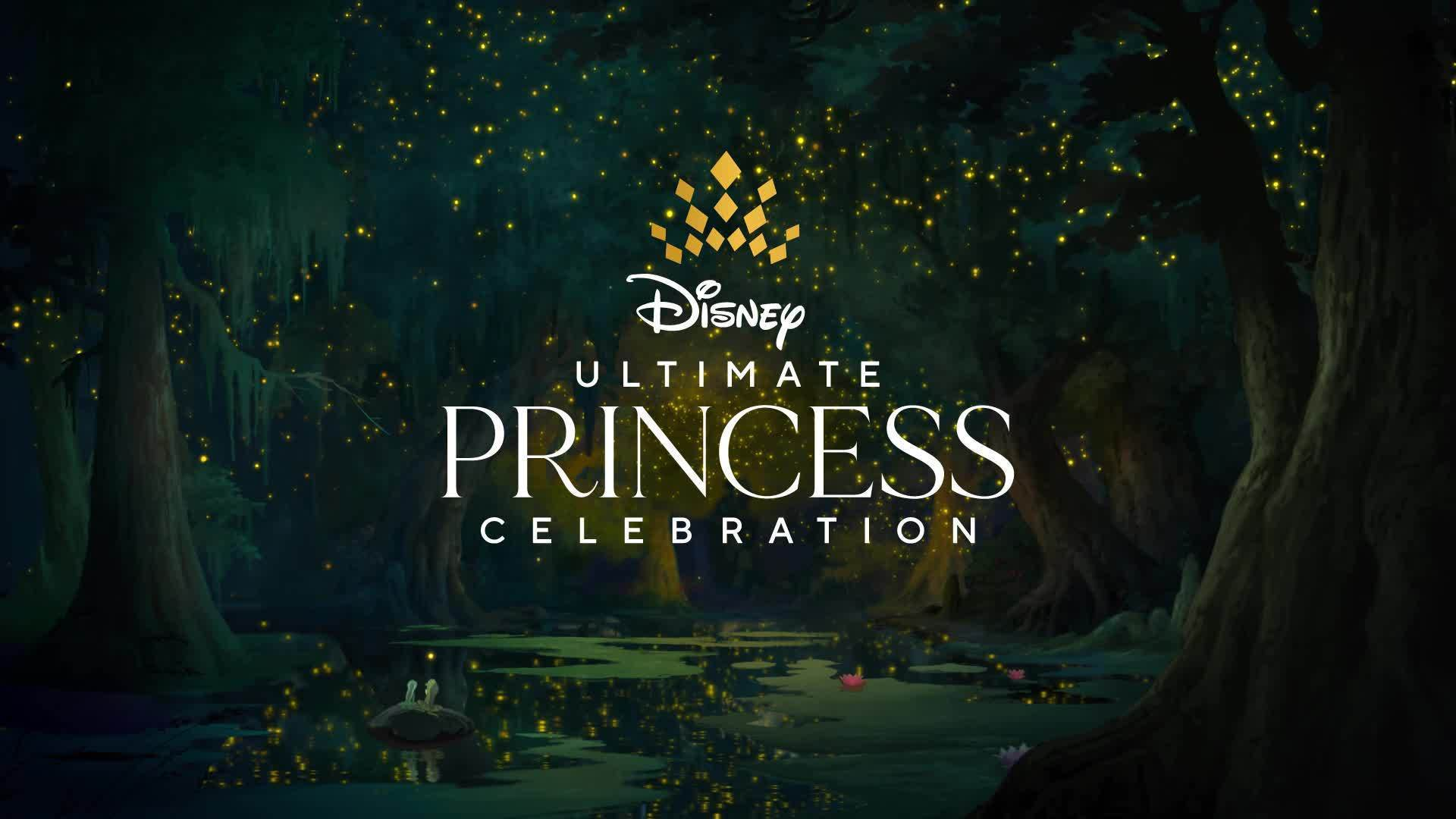 Celebrate Courage and Kindness During Disney's Ultimate Princess Celebration