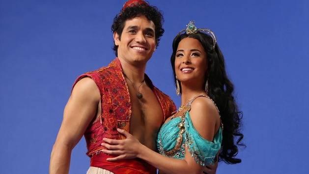 Disney's ALADDIN - Disney On Broadway - First Look