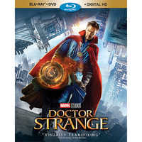 Image of Doctor Strange Blu-ray Combo Pack # 1