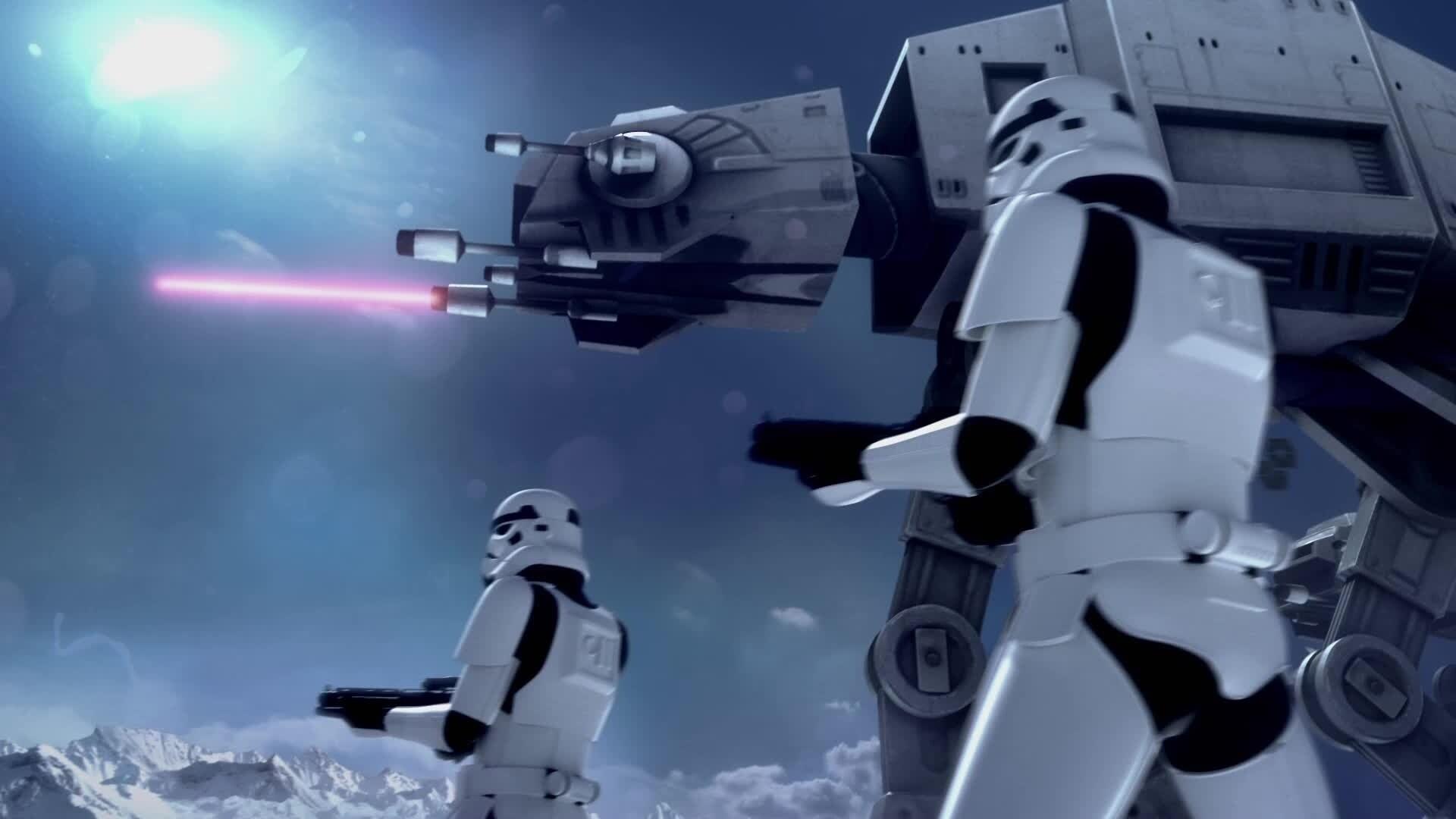 Star Wars: Commander - Trailer