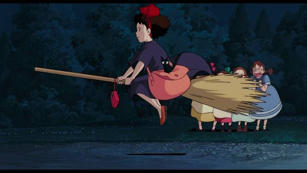 Leaving Home - Kiki's Delivery Service Clip