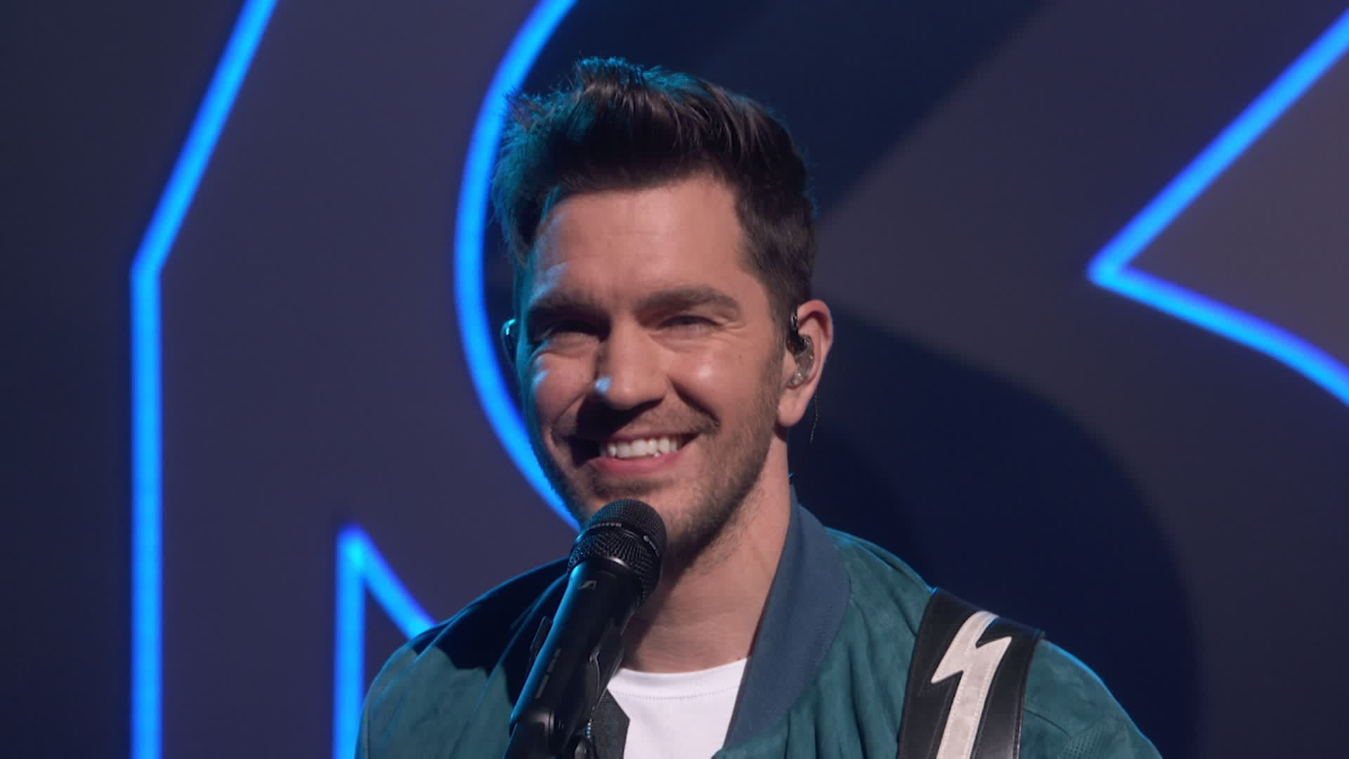 Andy Grammer Don't Give Up On Me | ARDYs: A Radio Disney Music Celebration