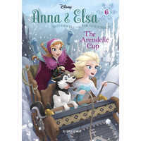 Image of Anna & Elsa 6: The Arendelle Cup Book # 1