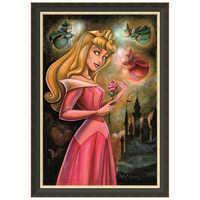 Image of ''Sleeping Beauty'' Giclée by Darren Wilson # 6