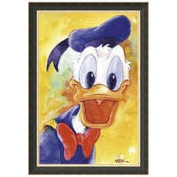 Image of ''Donald Duck Quacks'' Giclée by Randy Noble # 7